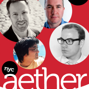 7 amazing guests set for New York roundtable #aether