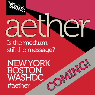 #aether Touring to #NewYork #Boston and #WashingtonDC in APRIL