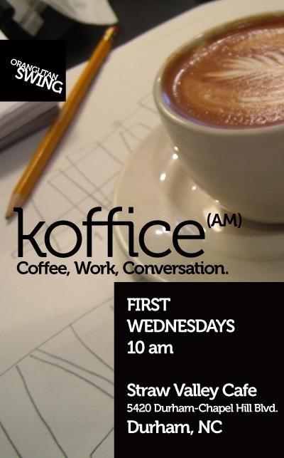 @akiramorita hosts #kofficeam WED at Straw Valley Cafe #wds