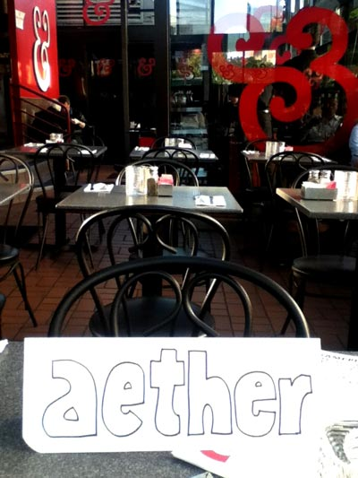 #Aether in #DC