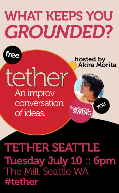 #Northwest tour of #Tether ENDS in #Seattle JULY 10