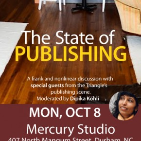 On the heels of @indyweek sale, let's talk #publishing in the #triangle.