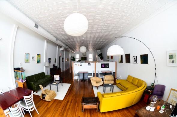 Mercury Studio coworking space