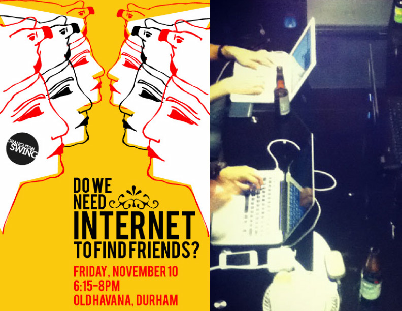 Do we need Internet to make friends?