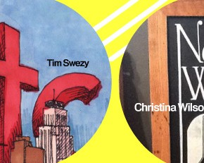 ARTIST PROFILES, part 1: Tim Swezy, Chris Wilson, and FOCSI