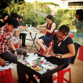 """Activity Space"" in Chiang Mai Gets Going 